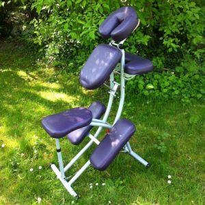 Massage En Entreprise Angers Sur Chaise Ergonomique